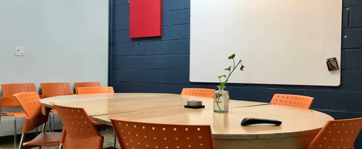 Bright Meeting Room w/ Huge Whiteboard in Toronto Hero Image in Niagara, Toronto, ON