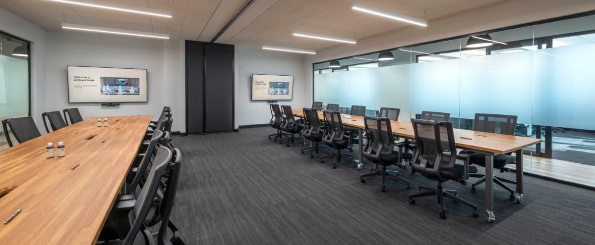 24 Person Meeting Space in Arlington Hero Image in Court House, Arlington, VA
