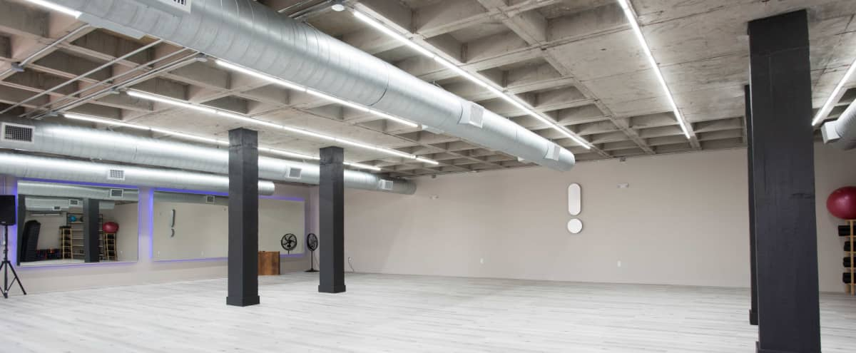 Centrally Located Brand New Dance Studio in Houston Hero Image in Greater Third Ward, Houston, TX