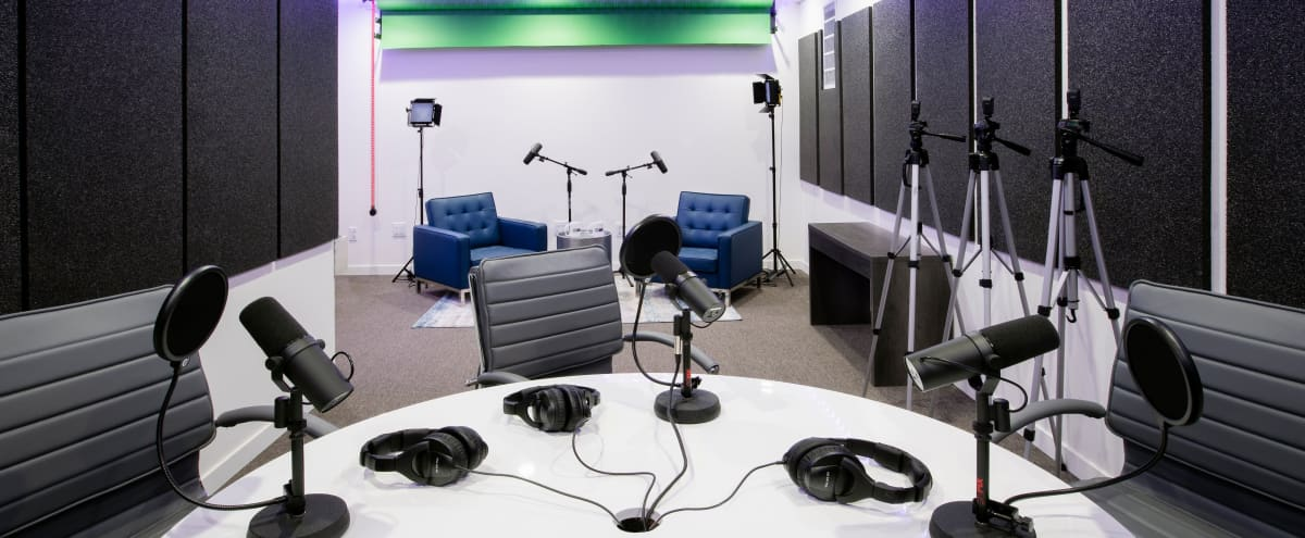 Podcast Video Room in North hollywood Hero Image in North Hollywood, North hollywood, CA
