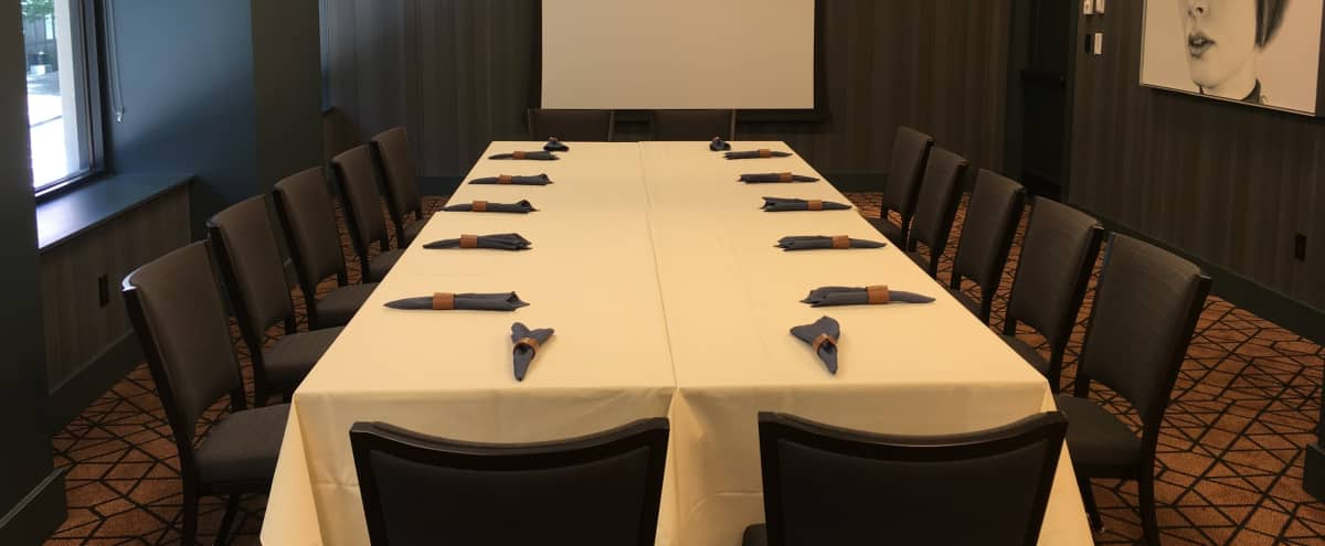 Luxurious, Modern and Multi-Functional Downtown Seattle Meeting Space in Seattle Hero Image in Downtown, Seattle, WA