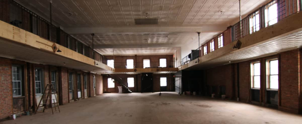 Spacious Multi-Level Versatile Space in Long Island City Hero Image in Long Island City, Long Island City, NY