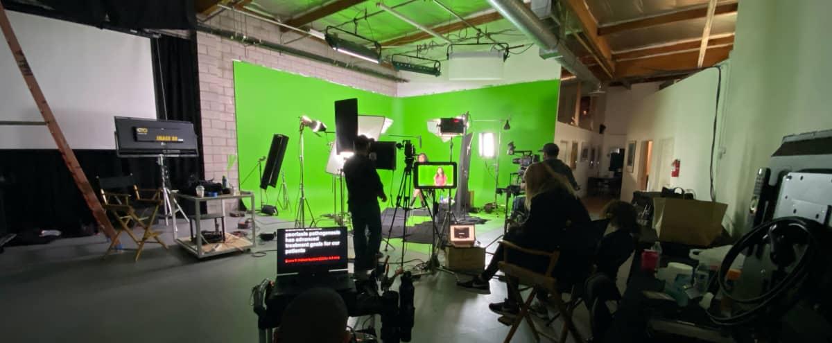 Fantastic Green Screen Studio in North Hollywood Hero Image in North Hollywood, North Hollywood, CA