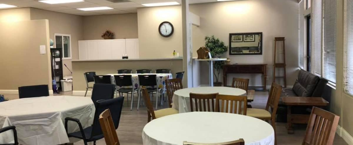 Spacious, comfortable clubhouse in Milpitas (50-80 people) in Milpitas Hero Image in undefined, Milpitas, CA