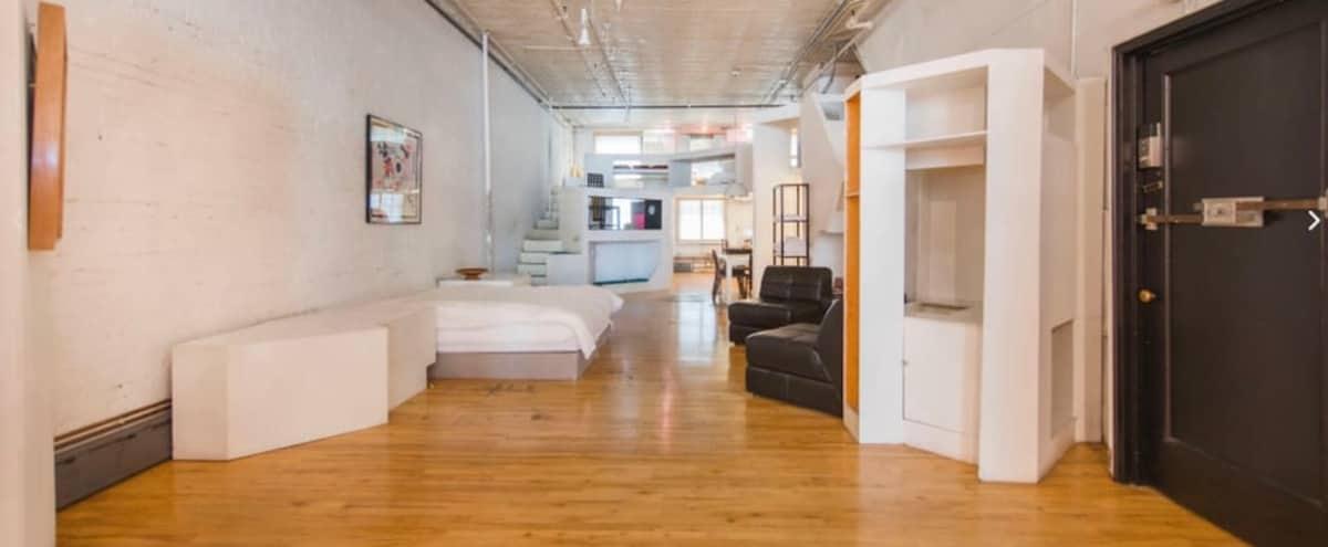 Full Floor Open Loft Space in Prime SoHo in New York Hero Image in Lower Manhattan, New York, NY
