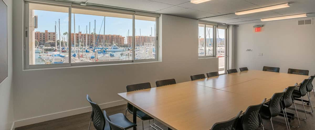 Marina View and Beachfront Work Live in Marina Del Rey Hero Image in undefined, Marina Del Rey, CA