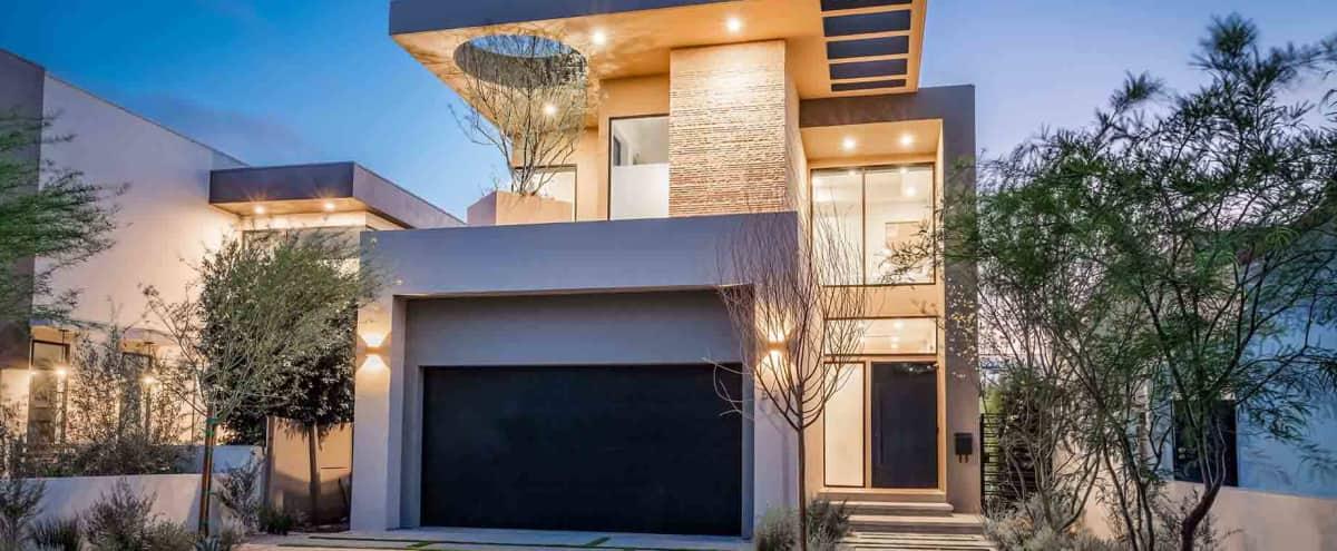 MODERN LUXURY QUIET VILLA ı GYM ı HIGH CEILINGS ı NATURAL LIGHT ı OPEN FLOOR PLAN in LOS ANGELES Hero Image in Beverly Grove, LOS ANGELES, CA