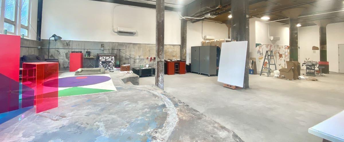 Big, Bright, Creative Modern/Industrial Studio in PORTLAND Hero Image in North Portland, PORTLAND, OR