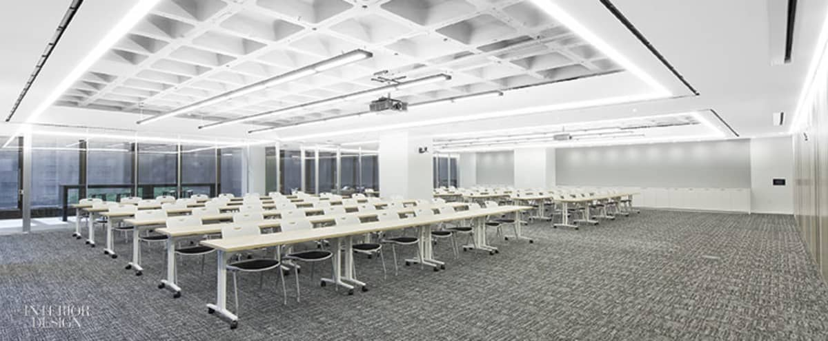 Beautifully Designed Conference Room - Studio in Chicago Hero Image in The Loop, Chicago, IL
