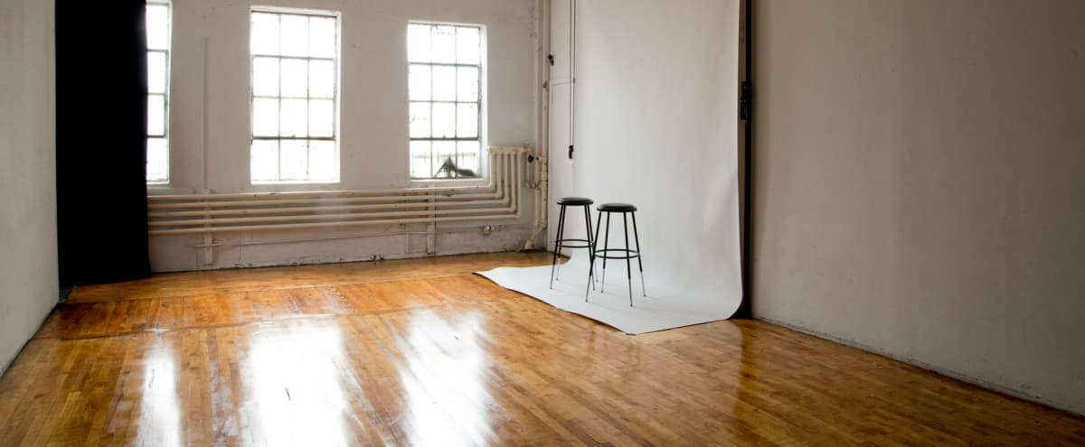Bright, Spacious & Affordable Studio! in Brooklyn Hero Image in Bushwick, Brooklyn, NY
