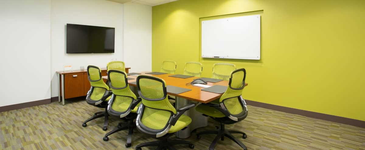 Pacifica Meeting Room in Irvine Hero Image in Irvine Spectrum Center, Irvine, CA