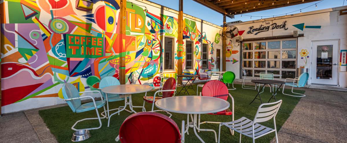 Artistic Cafe w/ Indoor & Outdoor Area in nashville Hero Image in Wedgewood-Houston, nashville, TN
