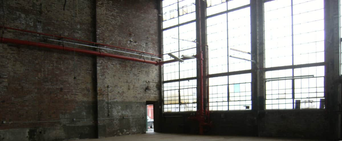 Sodo - Historic Masonry Building in the Industrial setting on Sodo with Natural Lighting in Seattle Hero Image in Greater Duwamish, Seattle, WA