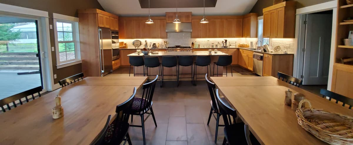 Private Event Space with Chef's Kitchen in Aurora Hero Image in undefined, Aurora, OR