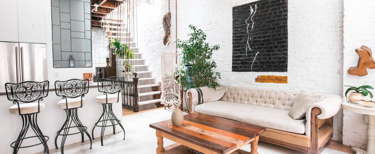 Sun Soaked, Hand Crafted Penthouse in Center of S Williamsburg in Brooklyn Hero Image in Williamsburg, Brooklyn, NY