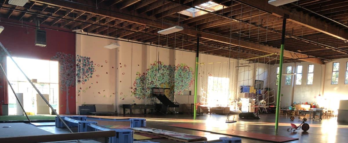 Spacious Team Building Gymnasium in Menlo Park Hero Image in undefined, Menlo Park, CA