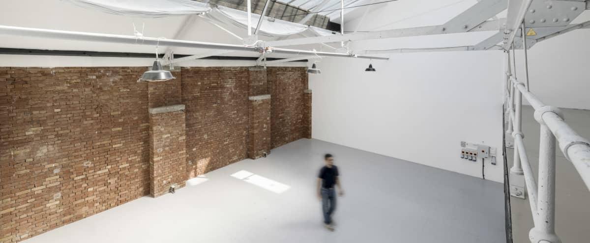 3-level Daylight Studio In Hackney Wick in London Hero Image in Fish Island, London,