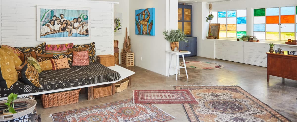 Eclectic Gallery/Event Space in the heart of Silver Lake in Los Angeles Hero Image in Silver Lake, Los Angeles, CA