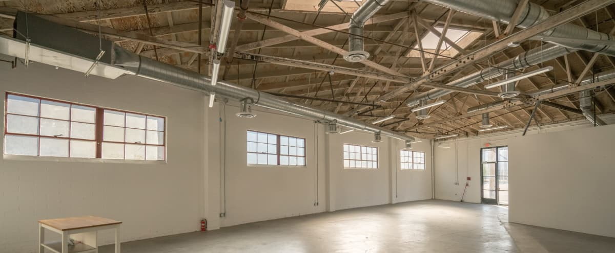 Beautiful Retail Space/Open Warehouse in the Arts District in Los Angeles Hero Image in Central LA, Los Angeles, CA
