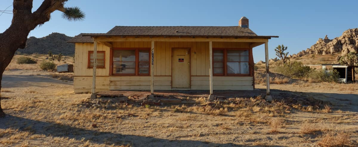 Rustic Cabin w/ Views to Desert Valley in Lancaster Hero Image in undefined, Lancaster, CA