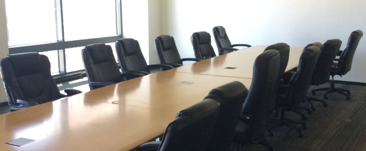 Conference Room in Bunker Hill - 33rd Floor in Los Angeles Hero Image in Central LA, Los Angeles, CA