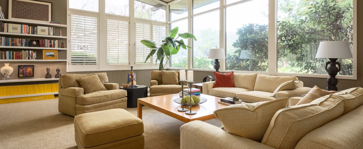An Elegant Take on MidCentury Living for Photo and Video Shoots in Novato Hero Image in undefined, Novato, CA