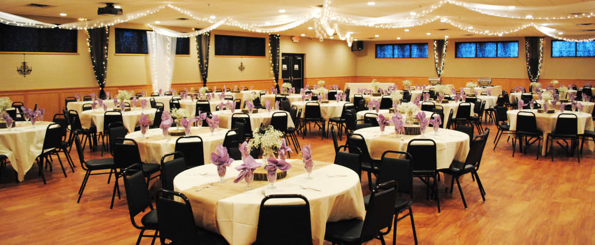 Rural, Upbeat, Banquet Facility and Restaurant and Hotel Adjacent in Big Lake Hero Image in undefined, Big Lake, MN
