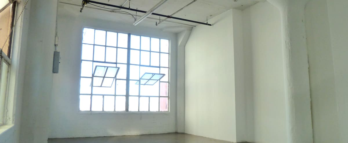 Downtown industrial loft with skyline views and all natural light in Los Angeles Hero Image in Downtown, Los Angeles, CA