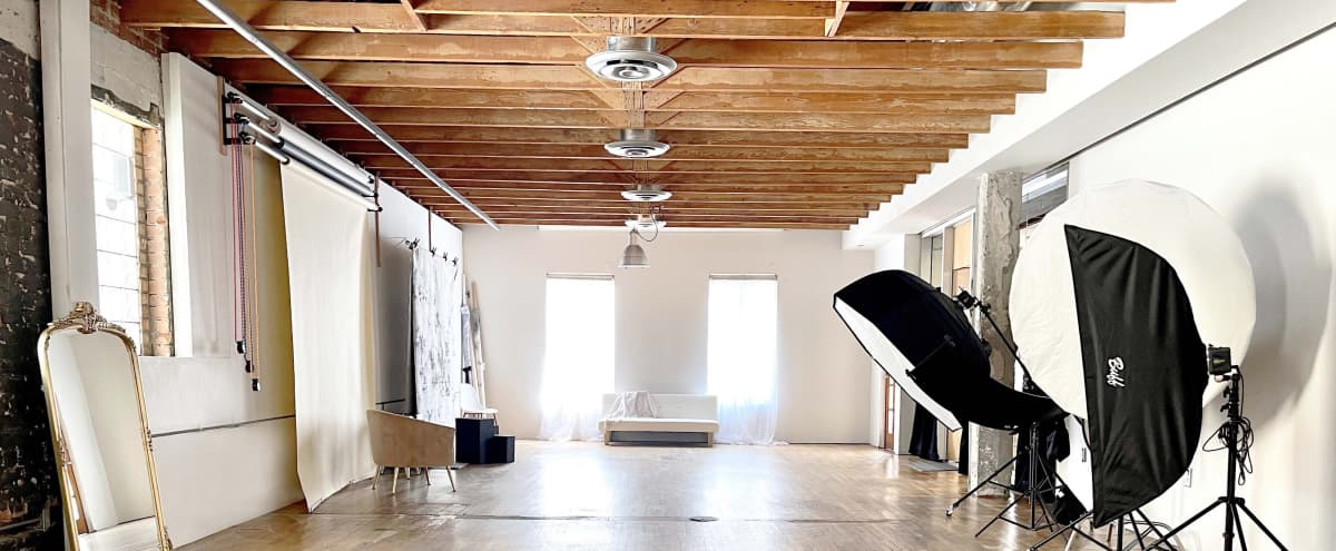Downtown Industrial Studio Space in Phoenix Hero Image in Central City, Phoenix, AZ