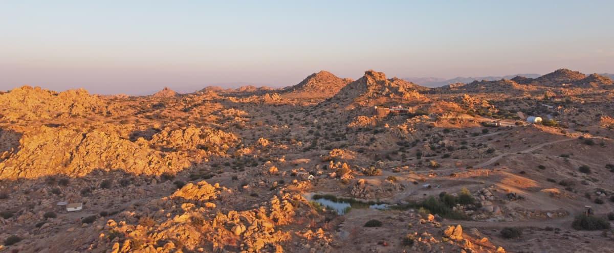 Bohemian Desert Oasis near Joshua Tree in Pioneertown Hero Image in undefined, Pioneertown, CA