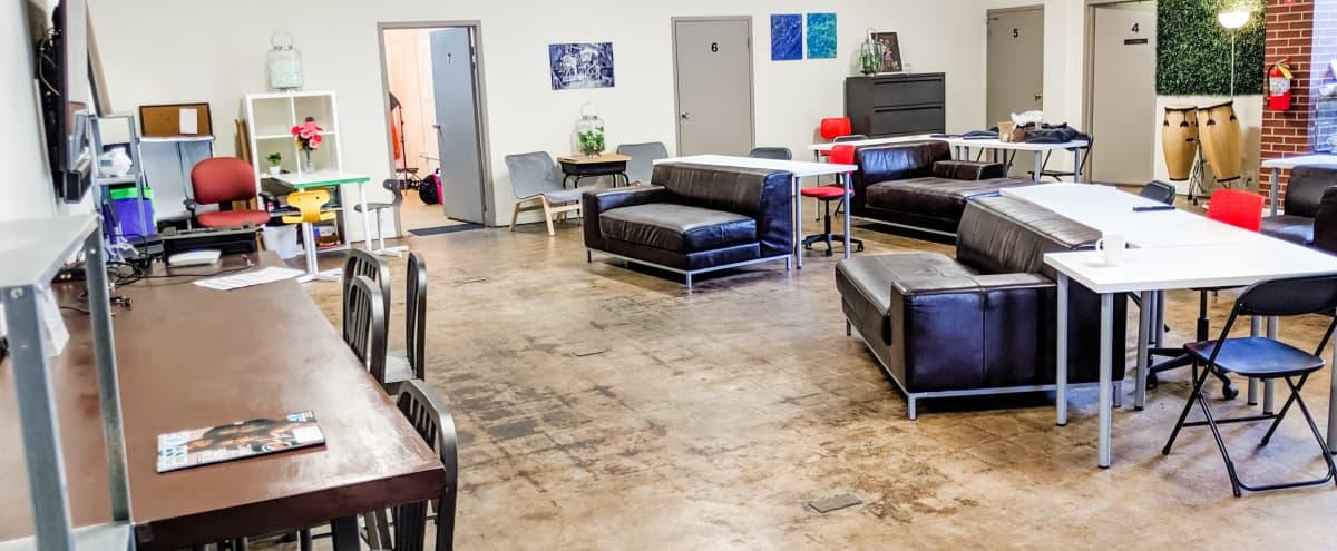 "Creative Coworking Space ""Centrally Located"" in Atlanta Hero Image in Pittsburgh, Atlanta, GA"
