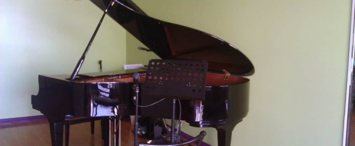 Intimate Music Venue with Grand Piano in San Gabriel Hero Image in undefined, San Gabriel, CA