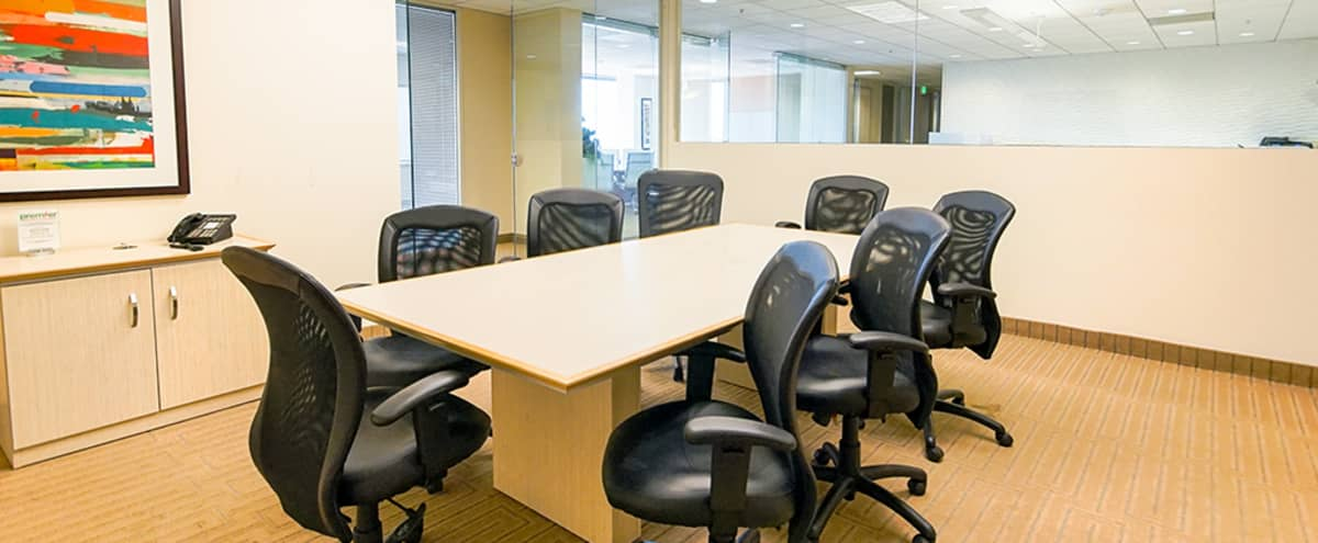 8 Person Meeting Room in Oakland Hero Image in Downtown Oakland, Oakland, CA