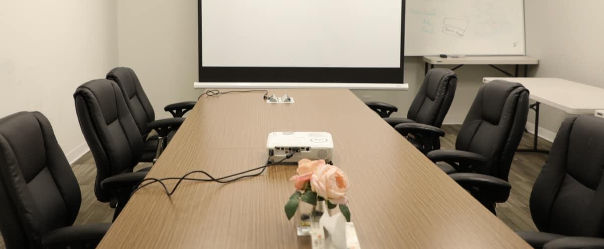 High-Tech Meeting Room in Silicon Valley in Santa Clara Hero Image in undefined, Santa Clara, CA