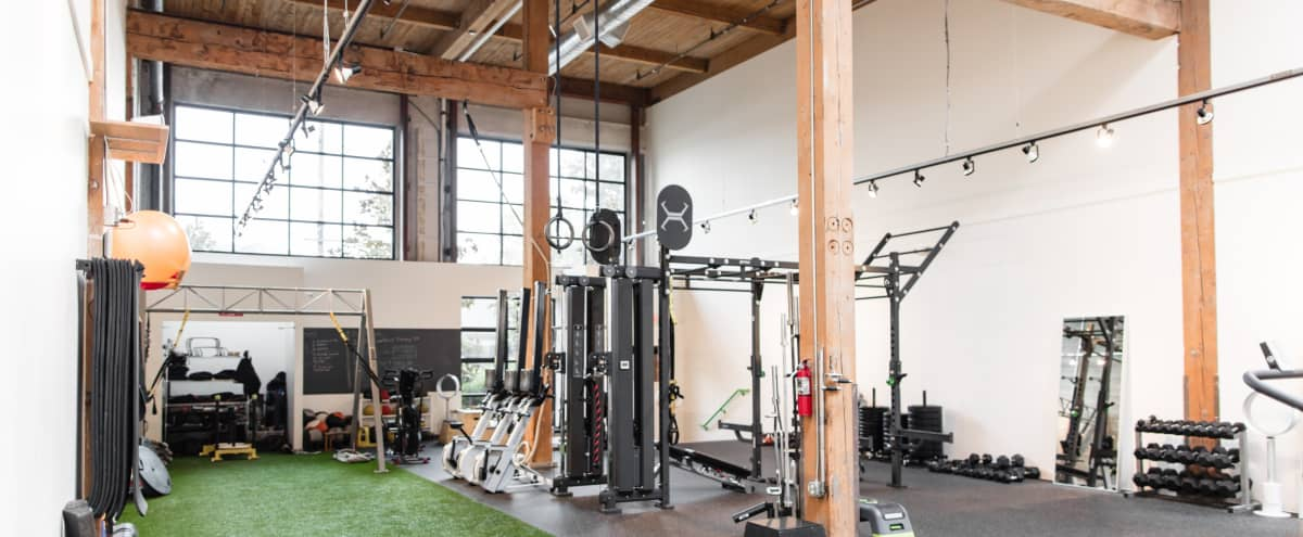 Bright, Beautiful Private Gym in NW Portland in Portland Hero Image in Northwest District, Portland, OR