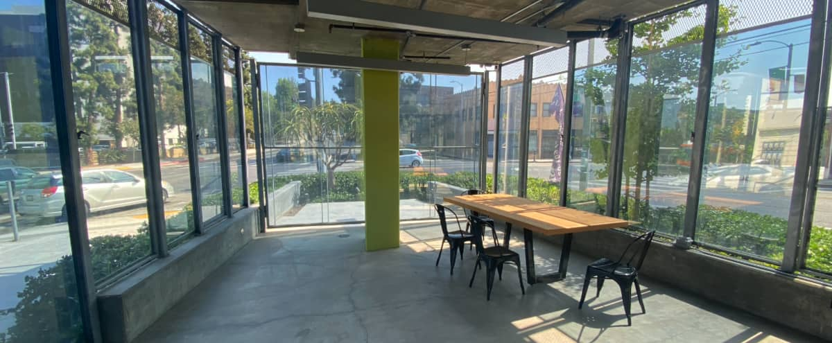 Retail Space Perfect for Shooting Creative Content Walking Distance From Echo Park Lake. in Los Angeles Hero Image in Historic Filipinotown, Los Angeles, CA