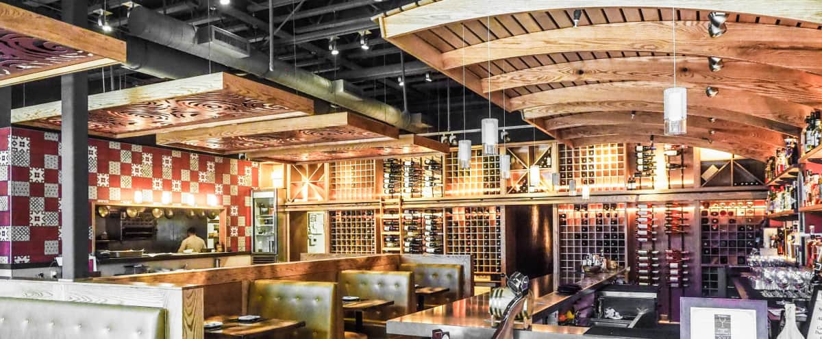 Beautifully Designed Seasonal California Restaurant in Pleasanton Hero Image in undefined, Pleasanton, CA