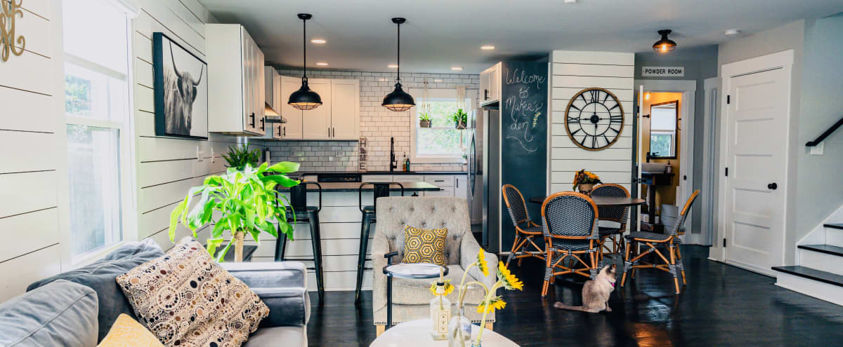 Modern Charmer with Farmhouse Aesthetic in Decatur Hero Image in East Lake Terrace, Decatur, GA