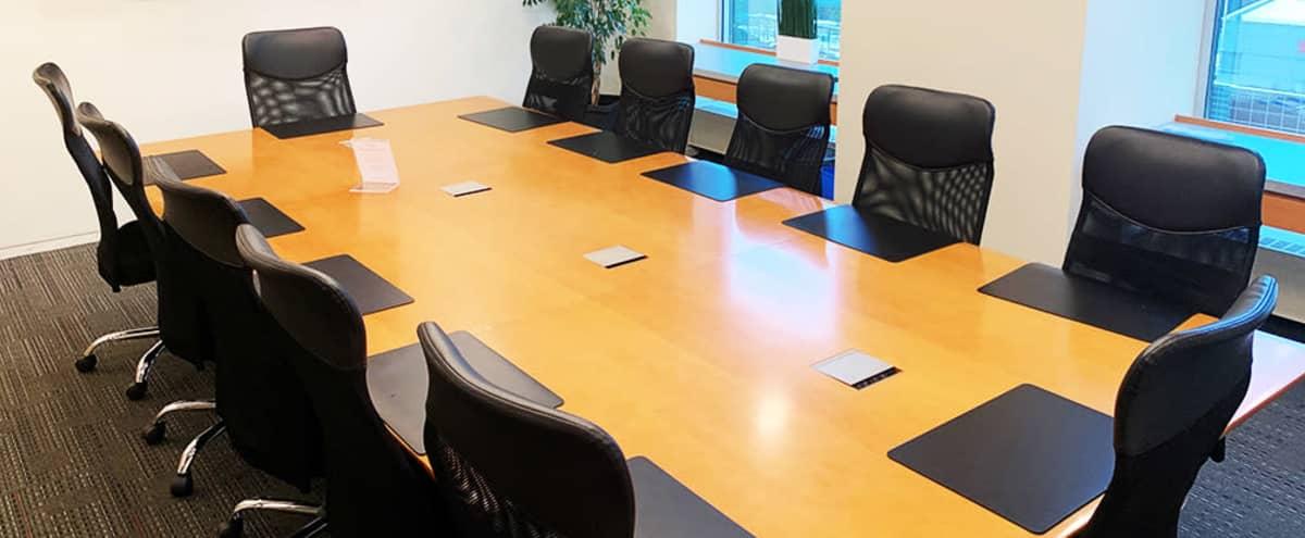 12-Person Boardroom | Atlantic in Toronto Hero Image in South Core, Toronto, ON