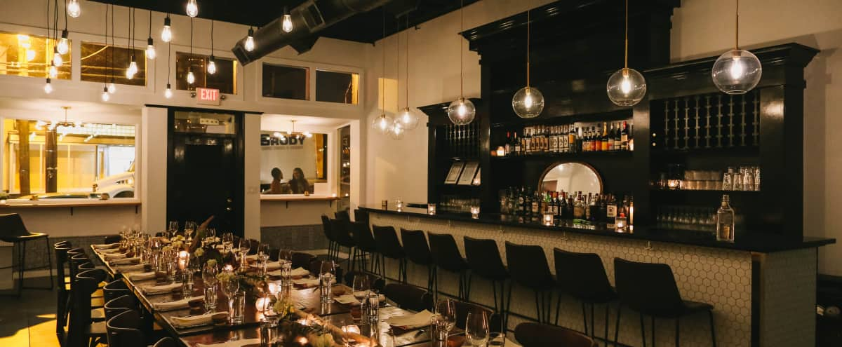 Hip & Intimate Private Event Space in Brookland in Washington Hero Image in Brookland, Washington, DC