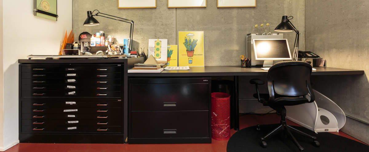 Industrial Office Space in Wicker Park in Chicago Hero Image in Wicker Park, Chicago, IL