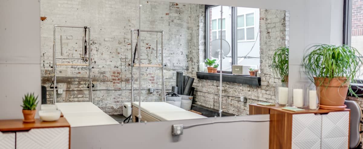 Industrial Loft with Huge Windows Open Space in Pittsburgh Hero Image in East Liberty, Pittsburgh, PA