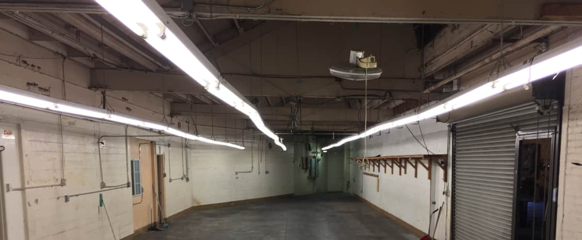 Artist warehouse studio with great street access in LA Hero Image in Boyle Heights, LA, CA