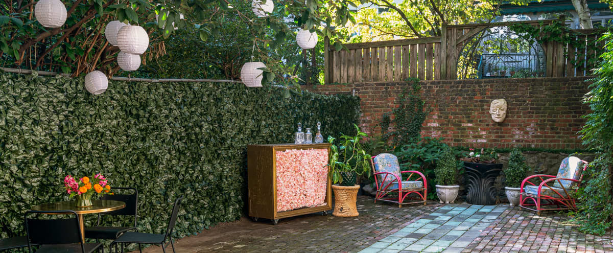 Spacious and Charming Brooklyn Garden in Brooklyn Hero Image in Cobble Hill, Brooklyn, NY