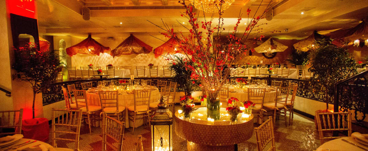 West Village 6000 sf Restaurant and Lounge Location Venuet in new york Hero Image in Lower Manhattan, new york, NY