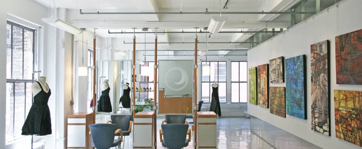 Creative NYC Midtown Loft in New York Hero Image in Garment District, New York, NY