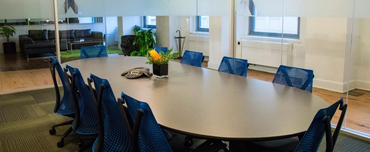 Bright, Modern, Collaborative Workspace in the Heart of the Loop! in Chicago Hero Image in The Loop, Chicago, IL
