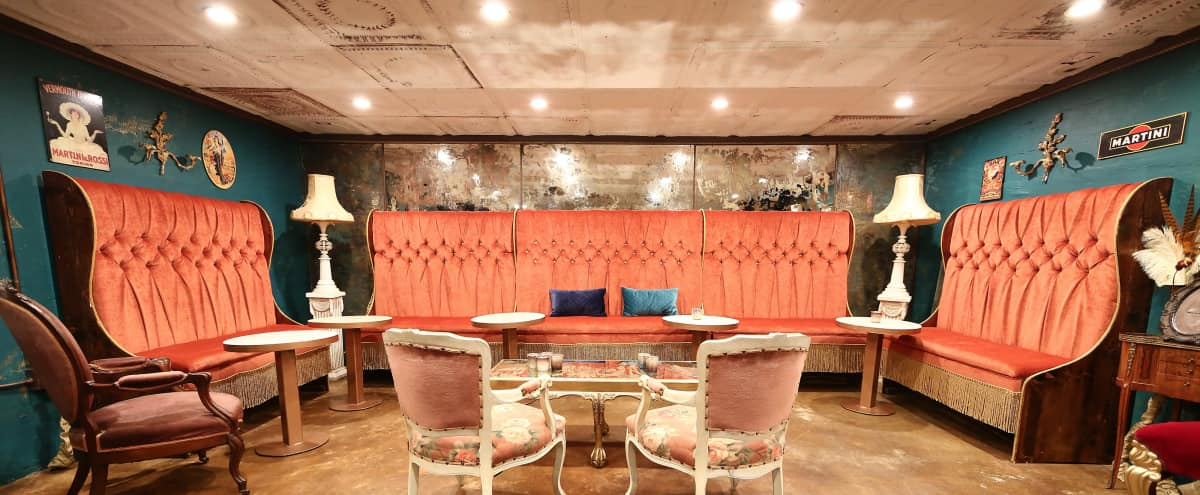 Downtown Restaurant with Speakeasy Underground Bar in Austin Hero Image in East Austin, Austin, TX