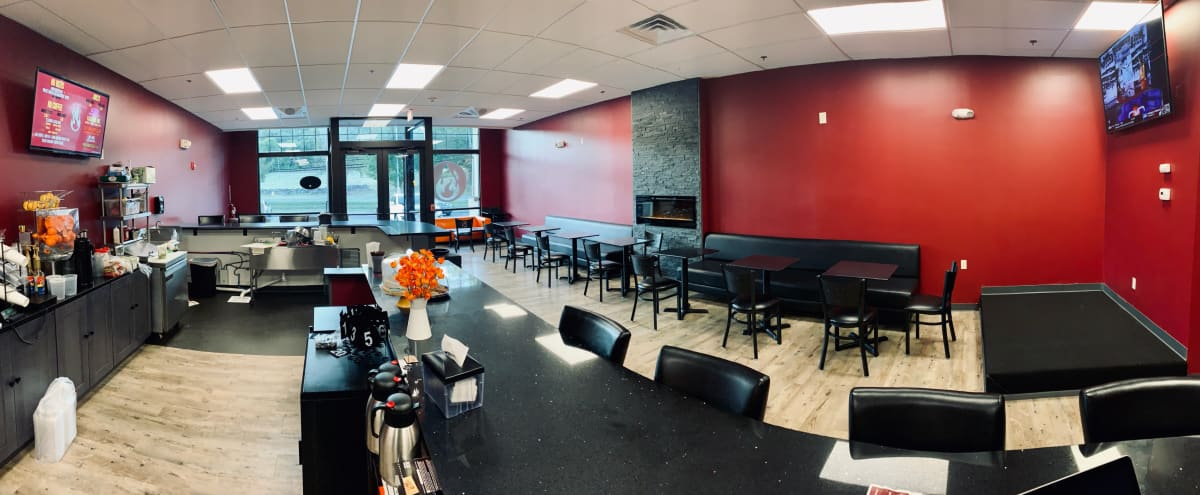 Spacious Modern Cafe with sound system in New Windsor Hero Image in undefined, New Windsor, NY