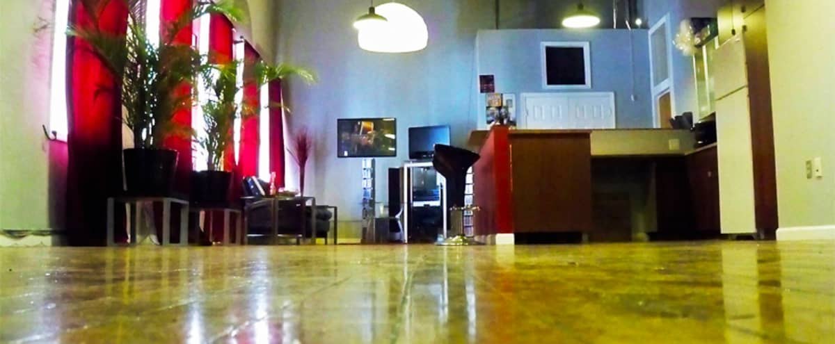1500 Sq Ft. Loft Space in Canton in Baltimore Hero Image in Highlandtown, Baltimore, MD